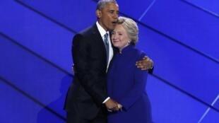 Tsohon Shugaban Amurka Barack Obama da Tsohuwar Sakatariyar Harkokin Wajen kasar Hillary Clinton na cikin wadanda aka aika wa da sakwannin bama-baman