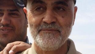 Касем Сулеймани с конца 1990-х возглавлял элитное подразделение «Эль-Кудс» в составе КСИР