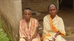 Villagers from Maloibari in Assam who have been left out of the NRC