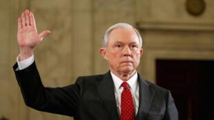 Jeff Sessions, Procurador-Geral dos Estados Unidos da América