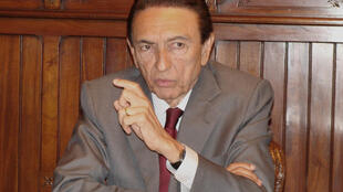 Edison Lobão, Ministro das Minas e Energia do Brasil.