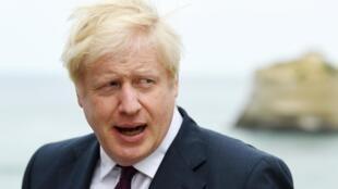 Boris Johnson a prononcé une suspension du Parlement britannique pour une durée de cinq semaines.