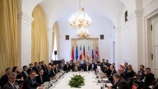 اولین نشست کمیسیون مشترک برجام  پس از فعال شدن مکانیسم ماشه در وین برگزار شد