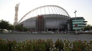 Filin wasa na  Khalifa International Stadium dake Doha, Qatar