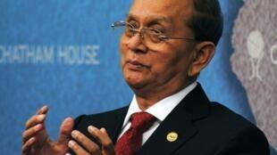 Thein Sein, President of Myanmar.