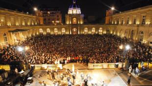 A Festa Música conta com milhares de shows pelo país