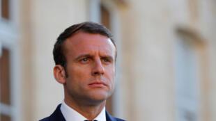 Президент Макрон позвонит родственникам французов, раненых в лондонском теракте