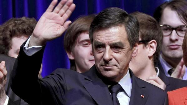 François Fillon, former French prime minister