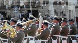 Церемония, посвященная 80-й годовщине начала Второй мировой войны