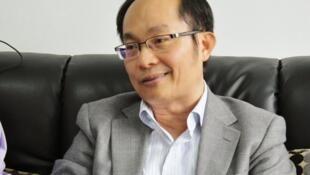 圖為澳大利亞華裔學者馮崇義