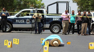 The war on drugs in Mexico has resulted in tens of thousands of deaths.