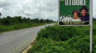 Otuoke is President Goodluck Jonathan's hometown where he receives unwavering support.