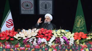 Hassan Rohani, Presidente do Irão.