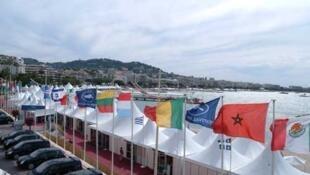 O Village International, em Cannes.