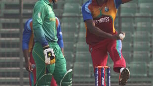West Indies beat India in the final of the U-19 World Cup thanks to a splendid bowling performance.