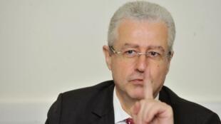 Президент Франко-российской торгово-промышленной палаты Эмманюэль Киде