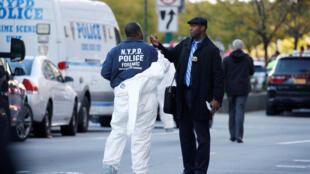 É a primeira vez desde 11 de Setembro de 2001 que Nova Iorque lamenta mortos na sequência de um atentado.