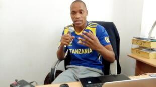 Tito Magoti, Mwanasheria na Mwanaharakati wa haki za binadamu nchini Tanzania
