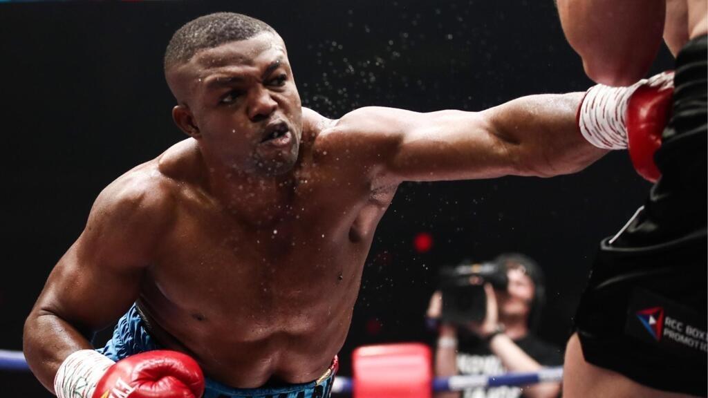 Boxe: Junior Makabu, un Congolais aux portes de la gloire