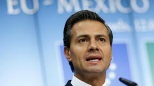 Mexican President Enrique Peña Nieto