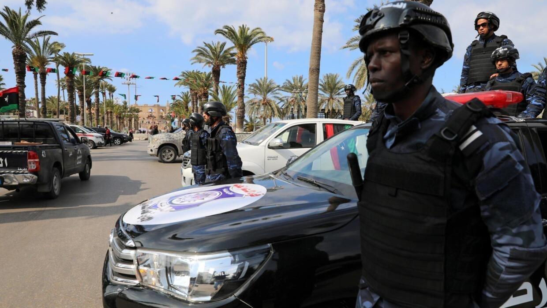 EU backs Libya naval mission to save fragile ceasefire