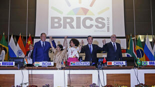Các ngoại trưởng BRICS họp trù bị tại Pretoria, Nam Phi, ngày 04/06/2018