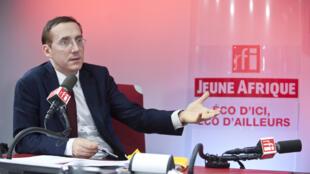 Gaël Giraud, chef économiste de l'AFD.