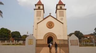 La cathédrale de Bissau. (image d'illustration)