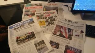 Diários franceses 03.08.2016