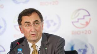Janos Pasztor, secrétaire général adjoint en charge du Climat aux Nations unies.
