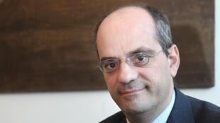 Jean-Michel Blanquer, director del ESSEC, la Escuela Superior de Ciencias Económicas y Comerciales de Francia.