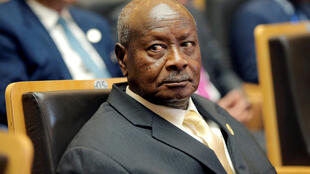 Uganda's President Yoweri Museveni attends the 30th Ordinary Session of the Assembly of the Heads of State and the Government of the African Union in Addis Ababa, Ethiopia January 28, 2018.