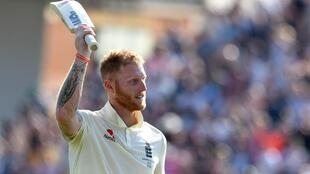 England's Ben Stokes has been named Wisden cricket of the year