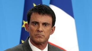 Prime Minister Manuel Valls has dismissed Jean-Marie Le Pen's comments that he is less French