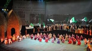 The musical The Hero kicked off Algeria's independence celebrations