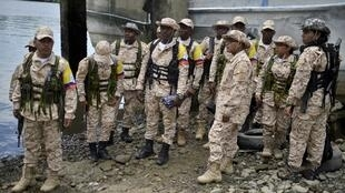 ទាហាន FARC ត្រៀមទម្លាក់អាវុធធ្វើខ្លួនជាស៊ីវិល តាមកិច្ចព្រមព្រៀងសន្តិភាព