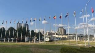 African Union headquarters in Addis Ababa, Ethiopia