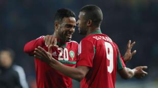 Le Maroc s'est imposé 4-0 face à la Mauritanie.