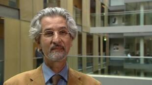 مهران براتی، پژوهشگر مسائل بینالمللی مقیم آلمان