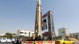 Selon plusieurs pays européens, l'Iran développe des missiles balistiques moyenne portée «Shahab-3» qui peuvent être équipés de têtes nucléaires.