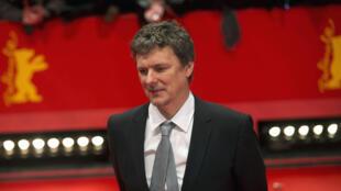 Le réalisateur français Michel Gondry au Festival international du film de Berlin, le 6 février 2014.