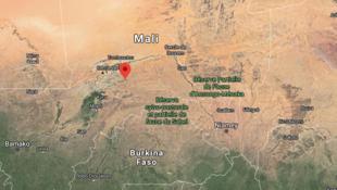 """""""Kikosi cha wanajeshi wa Mali (FAMA) huko Bambara Maoudé, karibu kilomita 100 Kusini mwa Timbuktu,"""" kilishambuliwa na magaidi karibu saa 5:00 asubuhi, """" jeshi la Mali liliandika kwenye ukurasa wake wa Twitter."""
