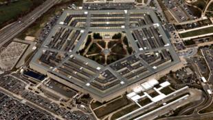 Lầu Năm Góc, trụ sở Bộ Quốc Phòng Mỹ, tại thủ đô Washington.