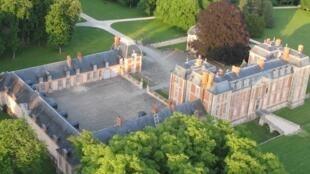 夏瑪朗德城堡主建築