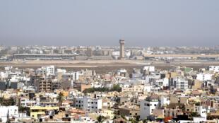 The petition calls for construction of a park on Leopold Sedar Senghor International Airport in Dakar