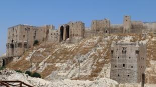 Daya daga cikin muhiman wuraren tarihi dake garin Alepo na kasar Syria