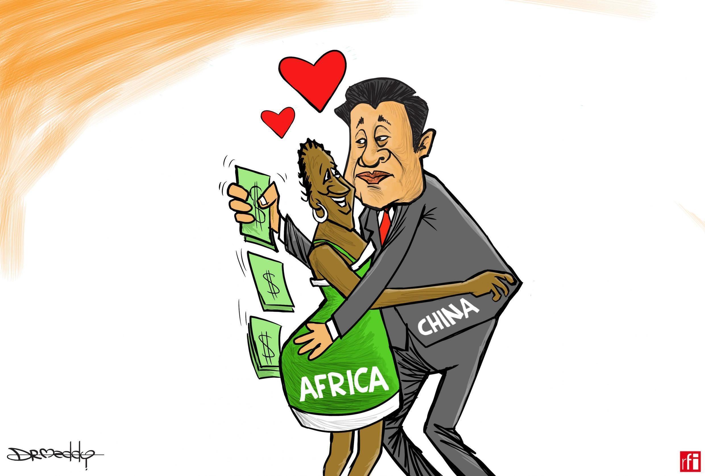 Kasar China na zawarcin nahiyar Afrika (04/09/2018).