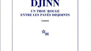 Tapa del libro 'Djinn' de Alain Robbe-Grillet.