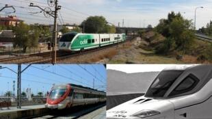 Adif, Ineco e Renfe estarão no consórcio espanhol para trem-bala no Brasil.