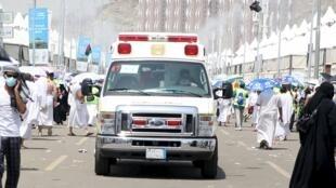 L'identification des victimes de la bousculade survenue à La Mecque est toujours en cours.